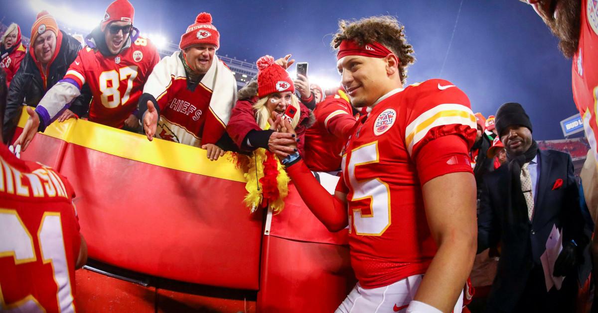 Kansas City Chiefs beg
