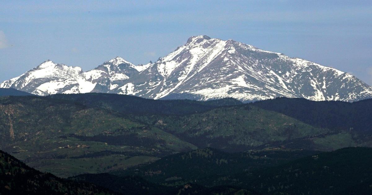 Dua orang ditemukan tewas di Rocky Mountain National Park Colorado