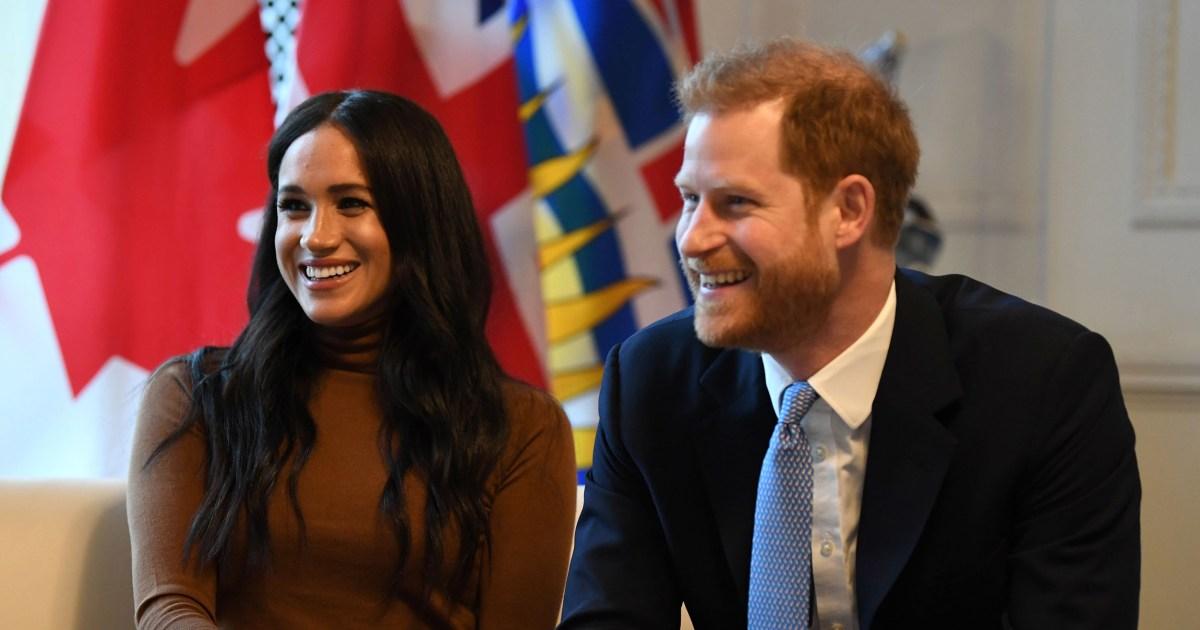 Prinz Harry beginnt ein neues Leben in Kanada entfernt von der königlichen Familie