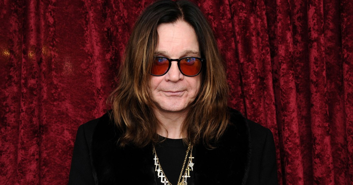 Ozzy Osbourne enthüllt Parkinson-Diagnose