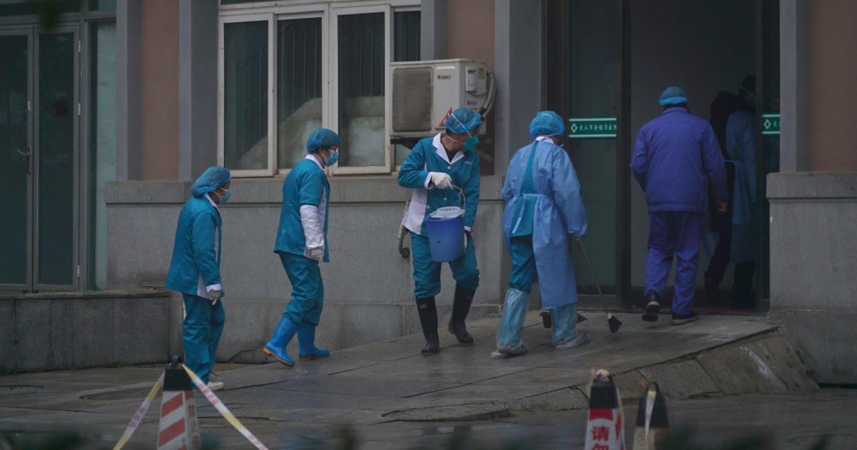 中国のウイルスの死者数が17としての都市11百万円は、洞