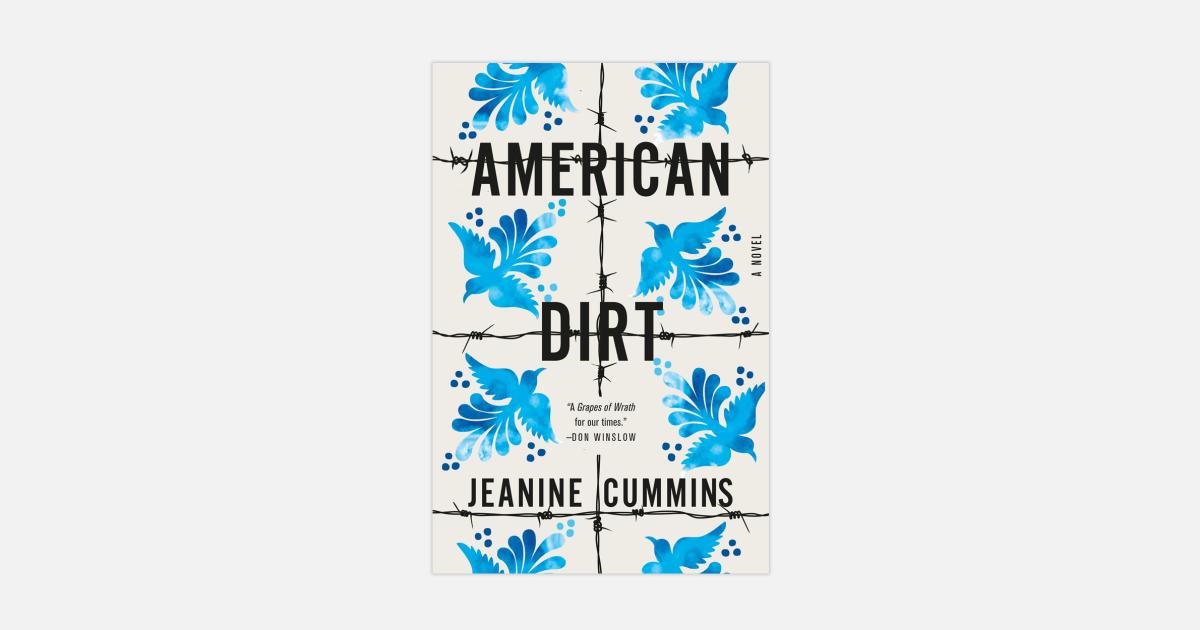 'アメリカの汚れを'出版社を取り消著者のイベント