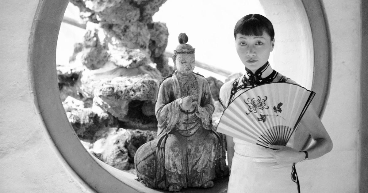 Google Doodle彰ハリウッドの中国で最初の米国人女優