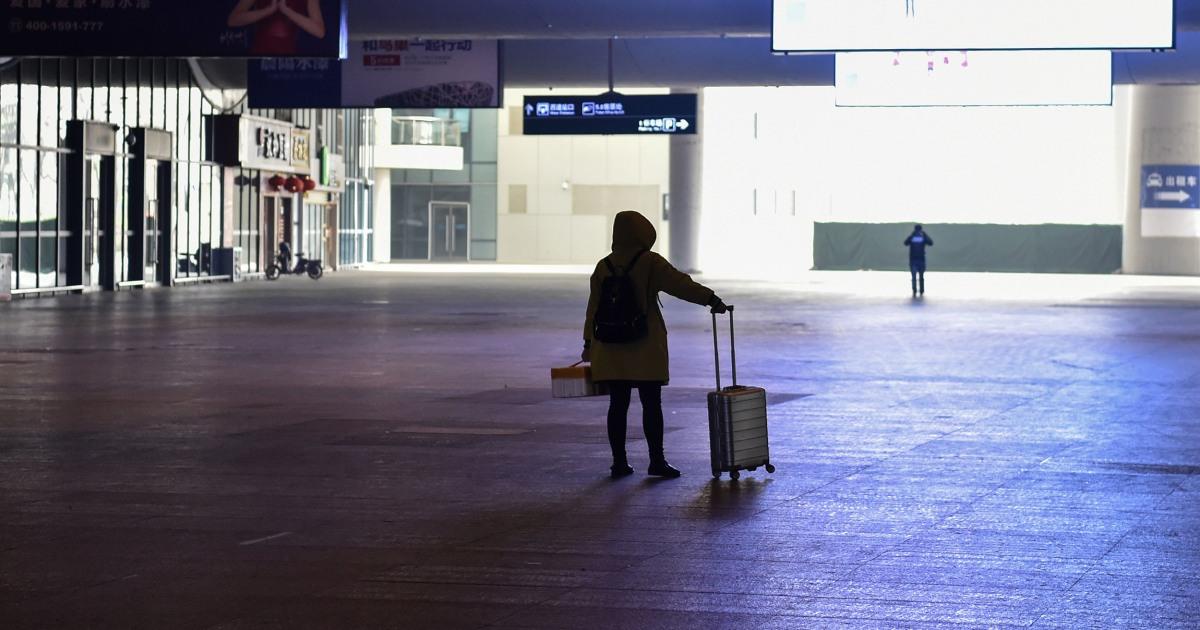 Corona-Virus-Ausbruch fährt 3 chinesischen Städte unten, stört gebucht-Reise-Saison