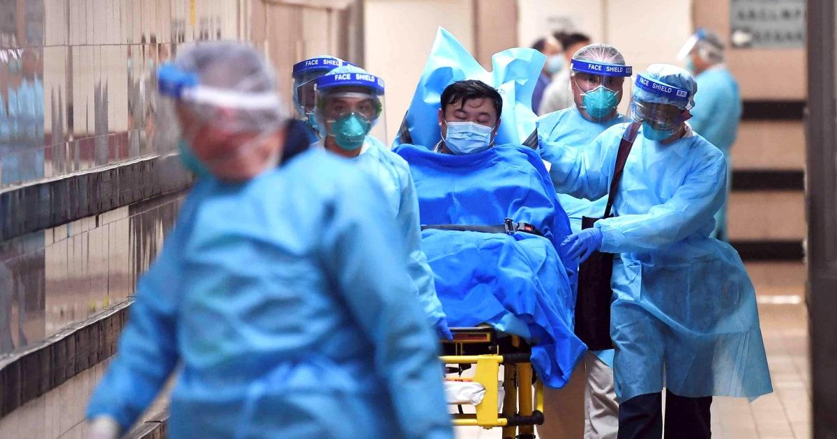China weitet sperren verfügen, um die Abdeckung 10 Städte, baut Krankenhaus zur Behandlung coronavirus