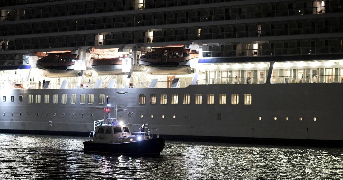 Mann springt zu seinem Tod aus-Kreuzfahrt-Schiff in der Nähe von Puerto Rico