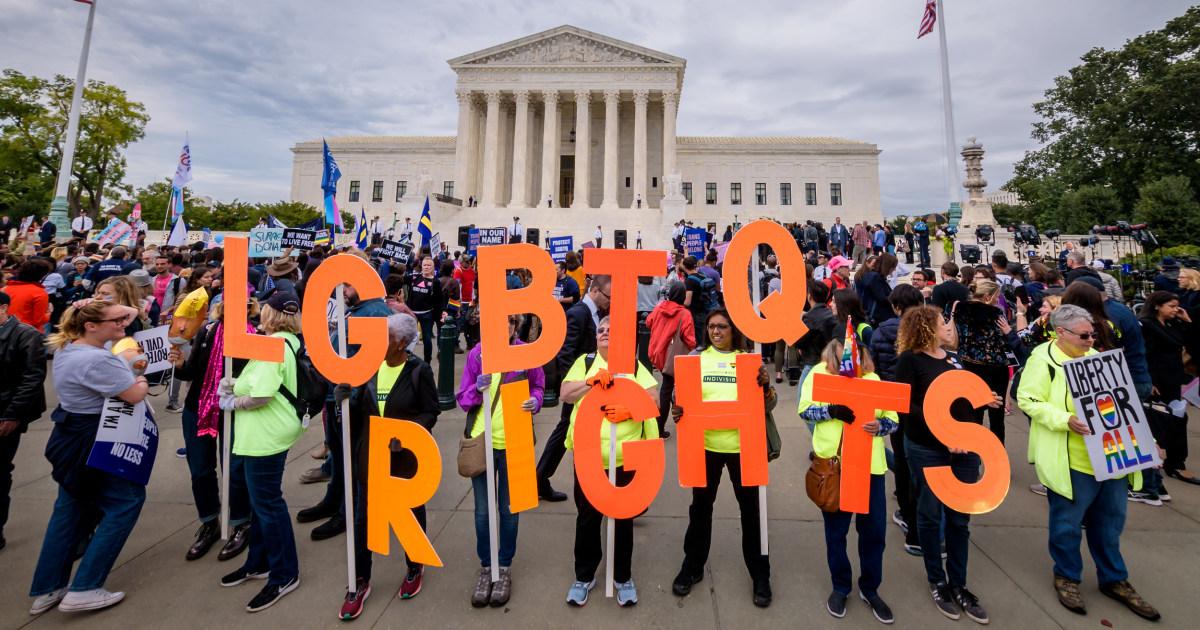 何十人もの抗LGBTQ状態の案を提案し、2020年までの支持者に警告
