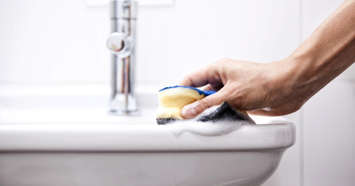 Ένα καθάρισμα ρουτίνα σας μπορεί πραγματικά να επιμείνουμε σε