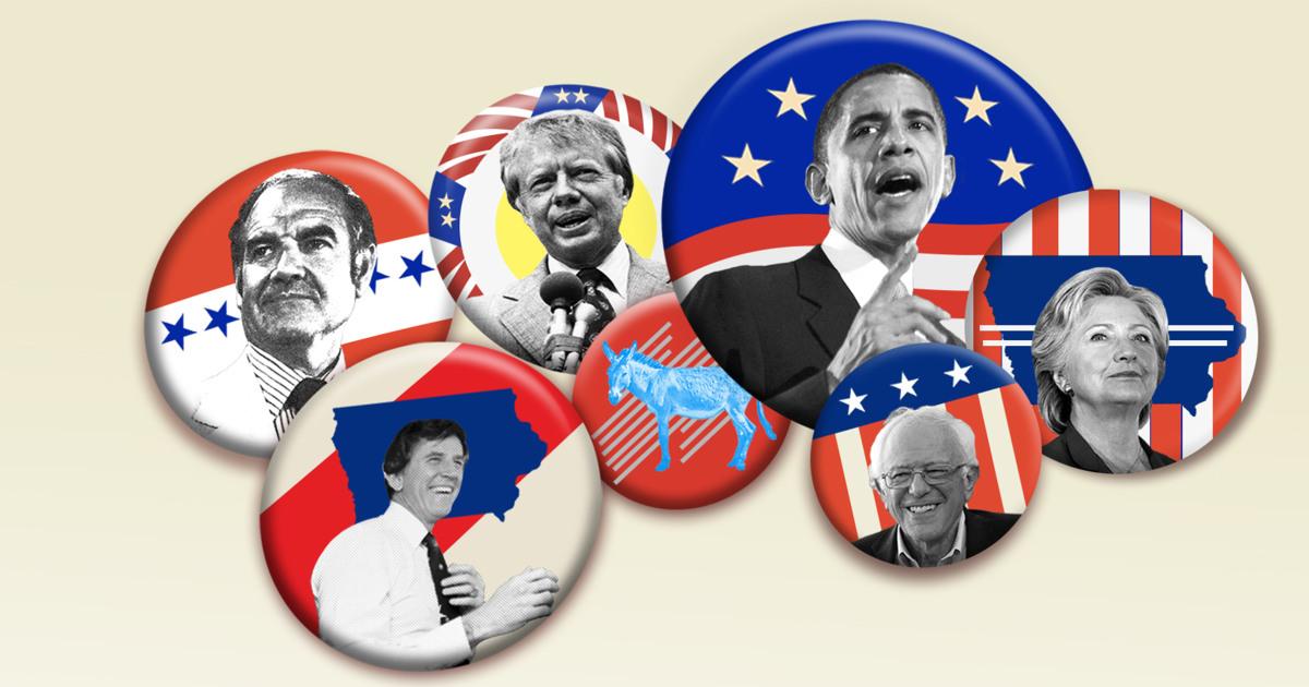Pause machen oder: Warum Iowa Angelegenheiten in der Demokratischen Rennen für Präsidenten