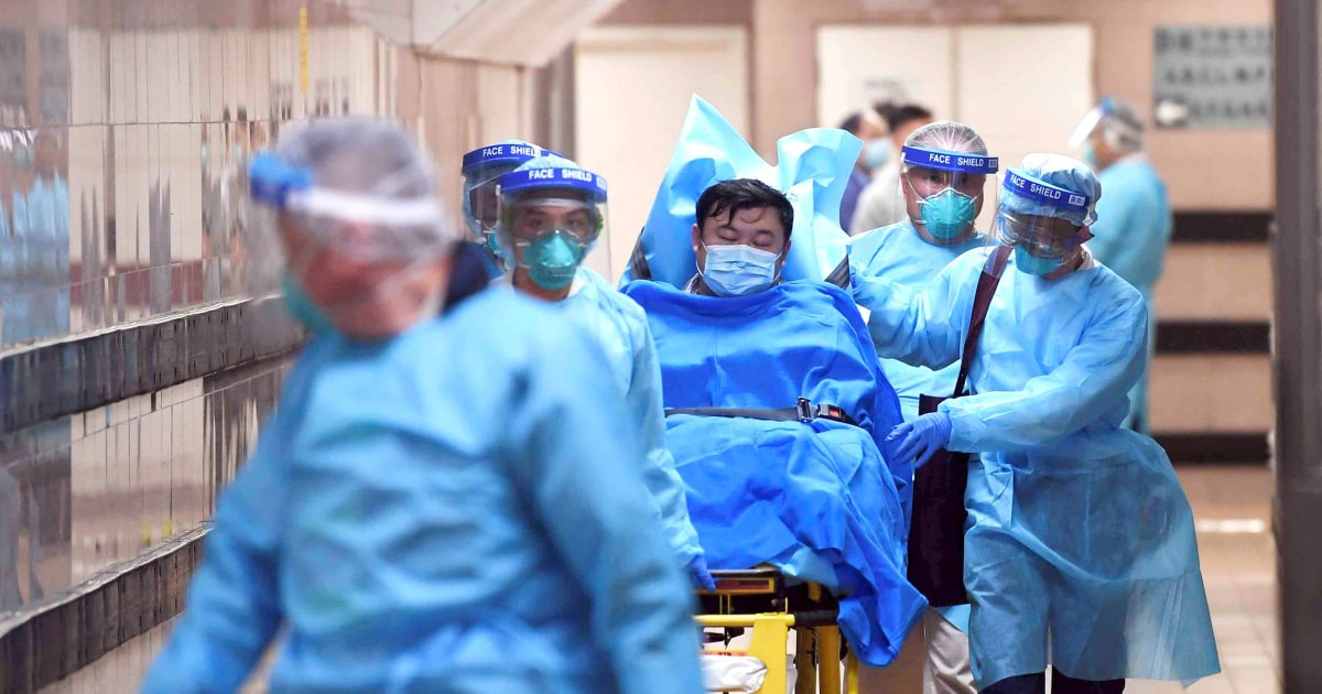 弊社の緊急対応のためのcoronavirusになります。 なぜトランプセット縮小のですか?