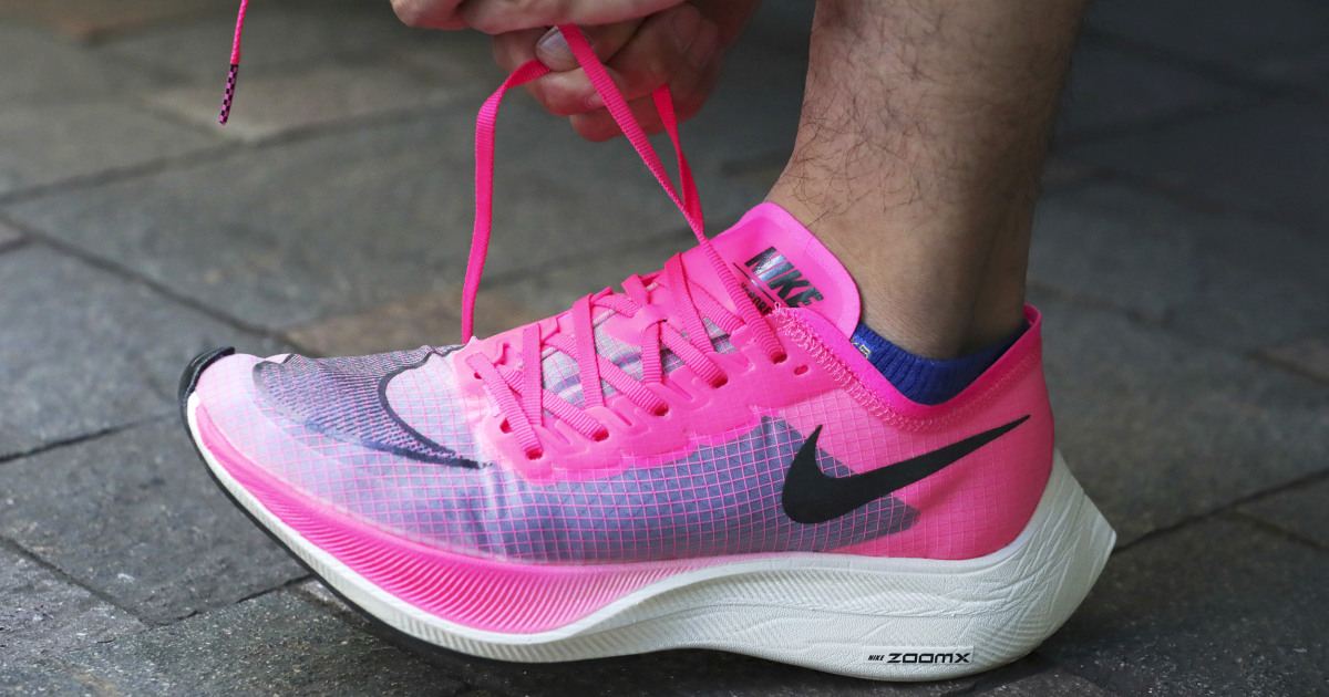 Are elite runners getting faster or is a special pair of Nike shoes ...