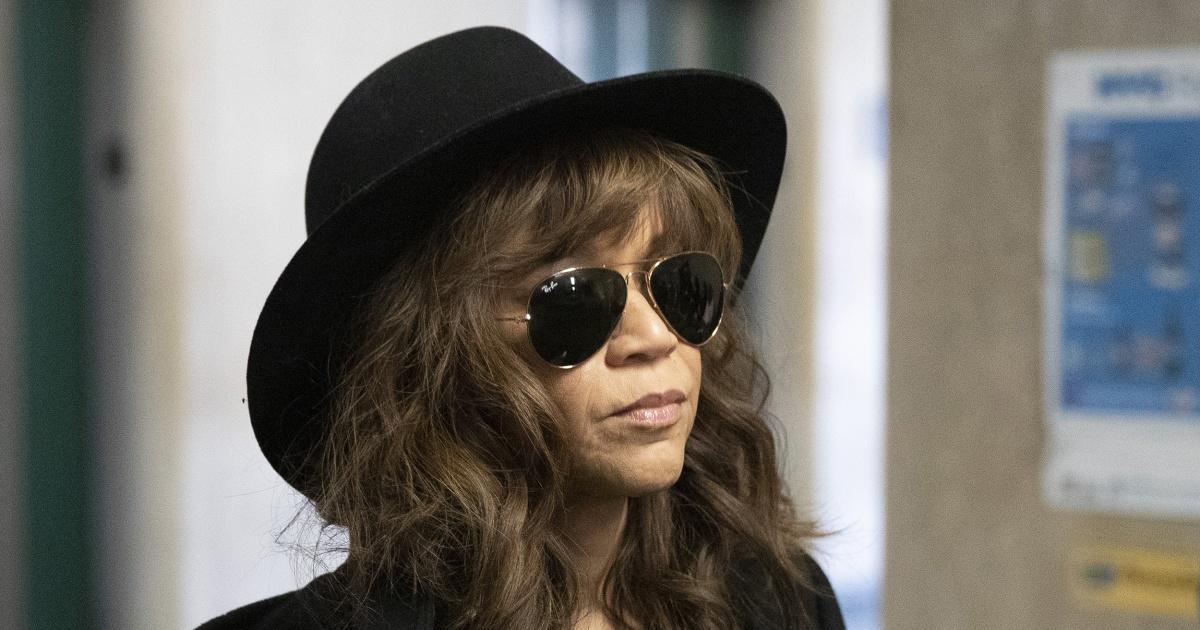 Rosie Perez sichert fellow Schauspielerin Annabella Sciorra Zeugnis in Harvey Weinstein Testversion