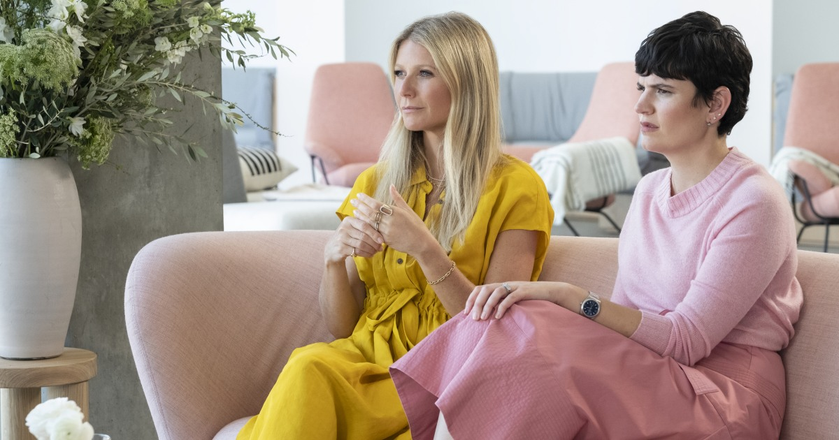 Netflix and Gwyneth Paltrow's 'Goop Lab' docuseries is all kinds of awful