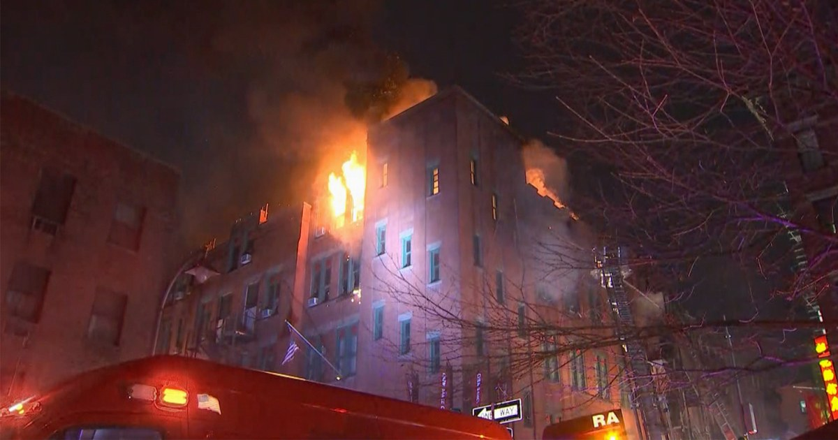 Priceless collection owned by NYC's Chinatown museum likely destroyed in fire