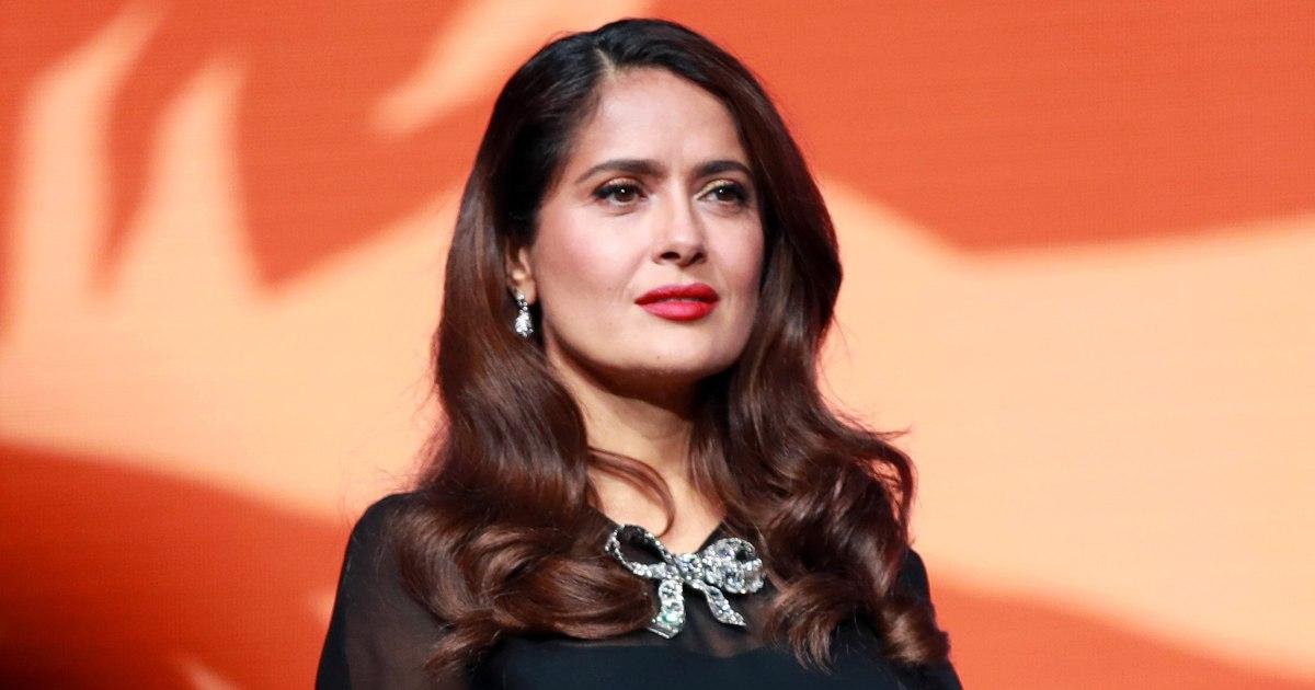 Salma Hayek ζητά συγγνώμη για την υμνούν μυθιστόρημα για τη μετανάστευση που έχει προκαλέσει επικρίσεις