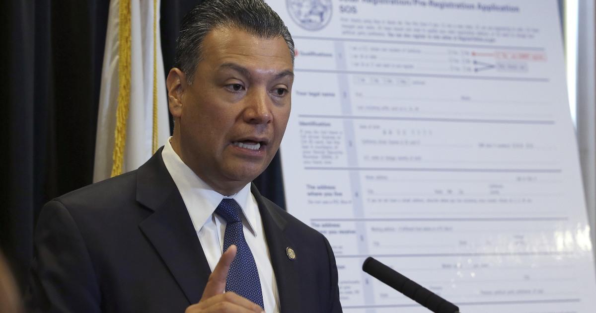 Καλιφόρνια OKs ιδιαίτερα υπό αμφισβήτηση το L. A. County σύστημα ψηφοφορίας