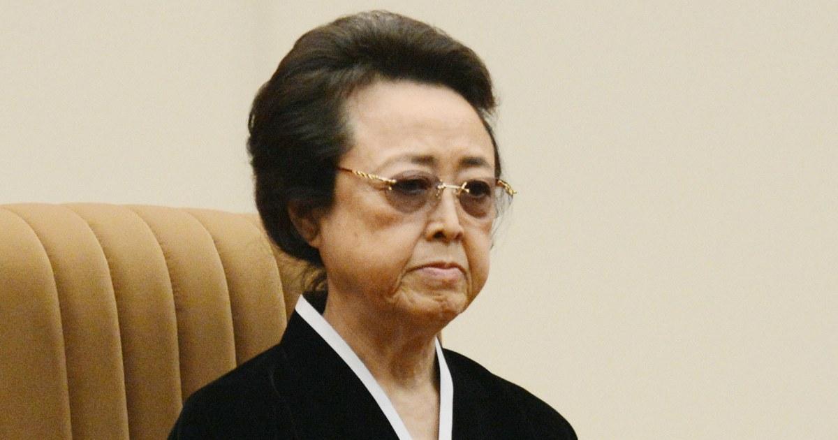 キム-ジョンイル総書記の国連の影響力のあるおばちゃんが初登場6年