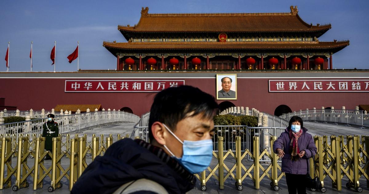 Θανατηφόρο coronavirus πιθανό να εξαπλωθεί, η Κίνα προειδοποιεί, όπως των ΗΠΑ ετοιμάζεται να εκκενώσει το προσωπικό