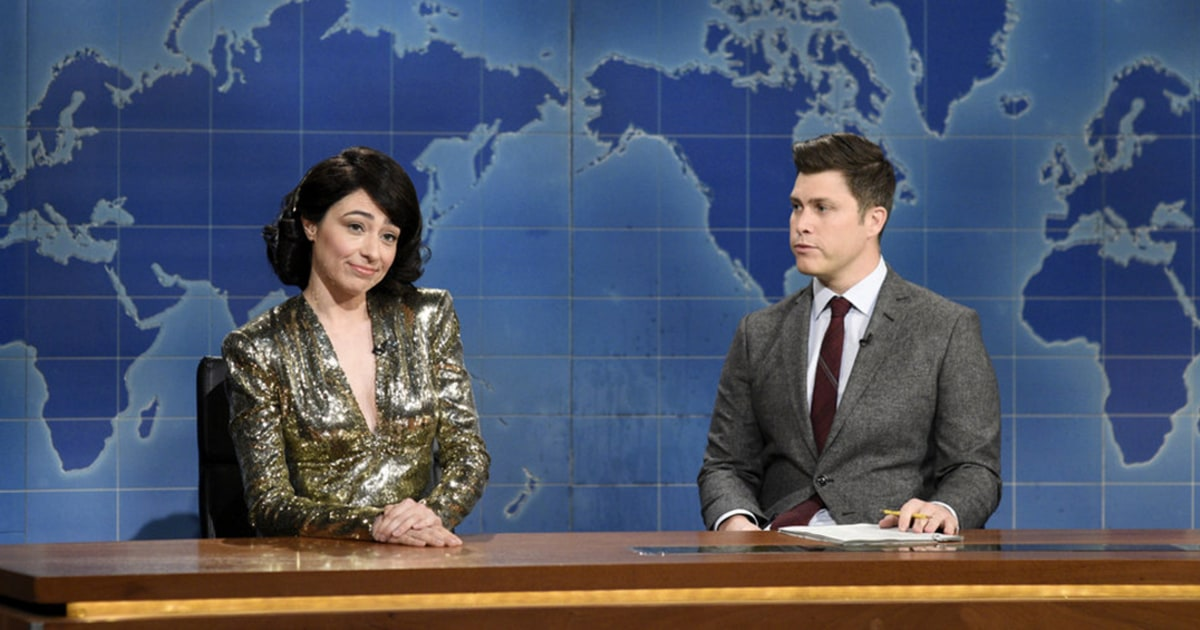 Snl Weekend Update Christmas 2020 SNL's 'White Male Rage' song goes viral, prompting critical
