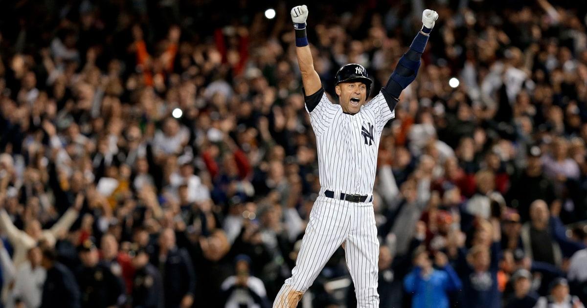 YankeesもDerek Jeterに選出されたの殿堂、議の全会一致で