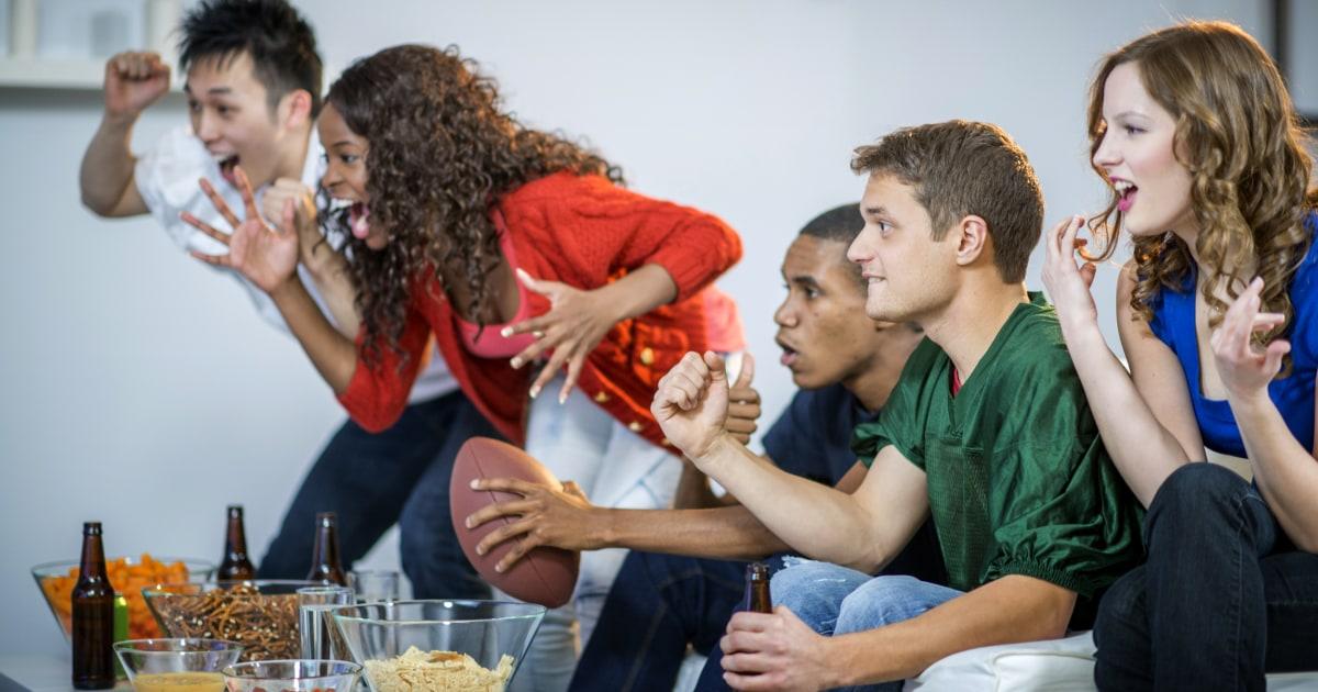 テレビおよびその他の割引、スーパーボール