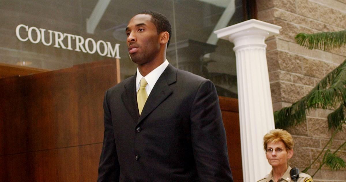 Washington-Post-reporter unterbricht, nachdem Kobe Bryant Vergewaltigung Behauptung tweet