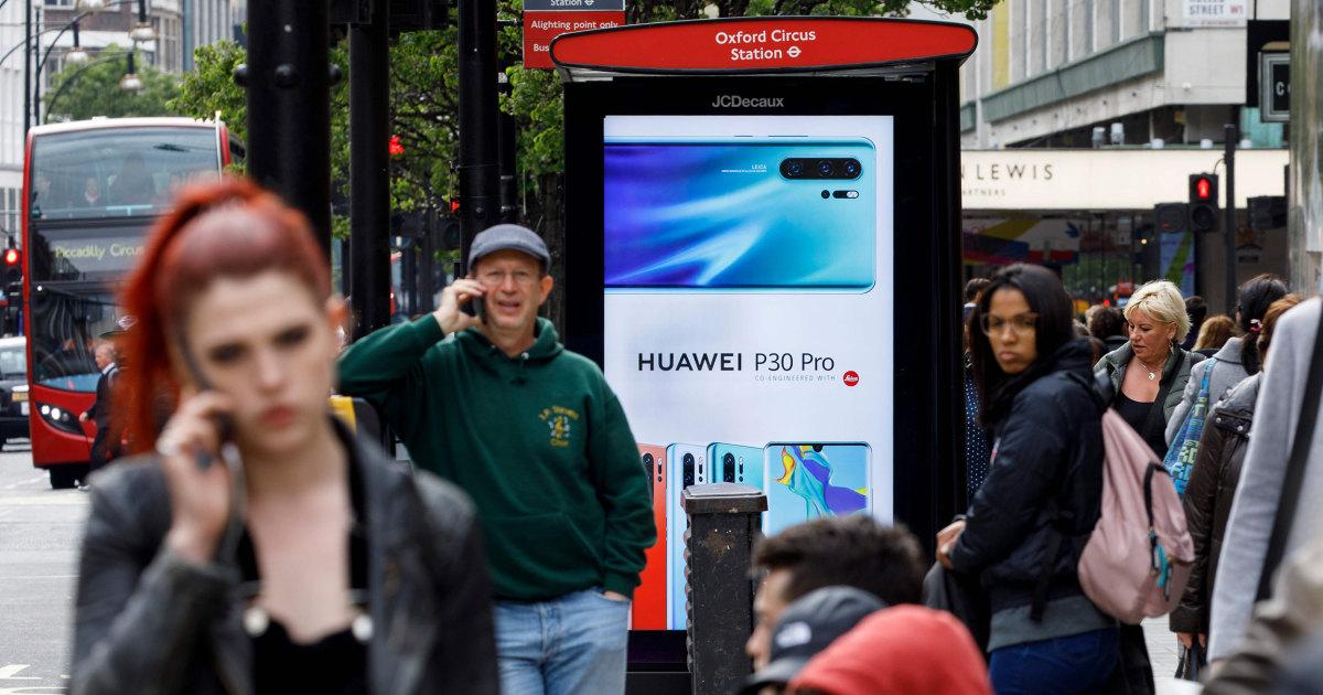 も米国の警告を、イギリス選択中国の電気通信大の構築部品の5Gのネットワーク