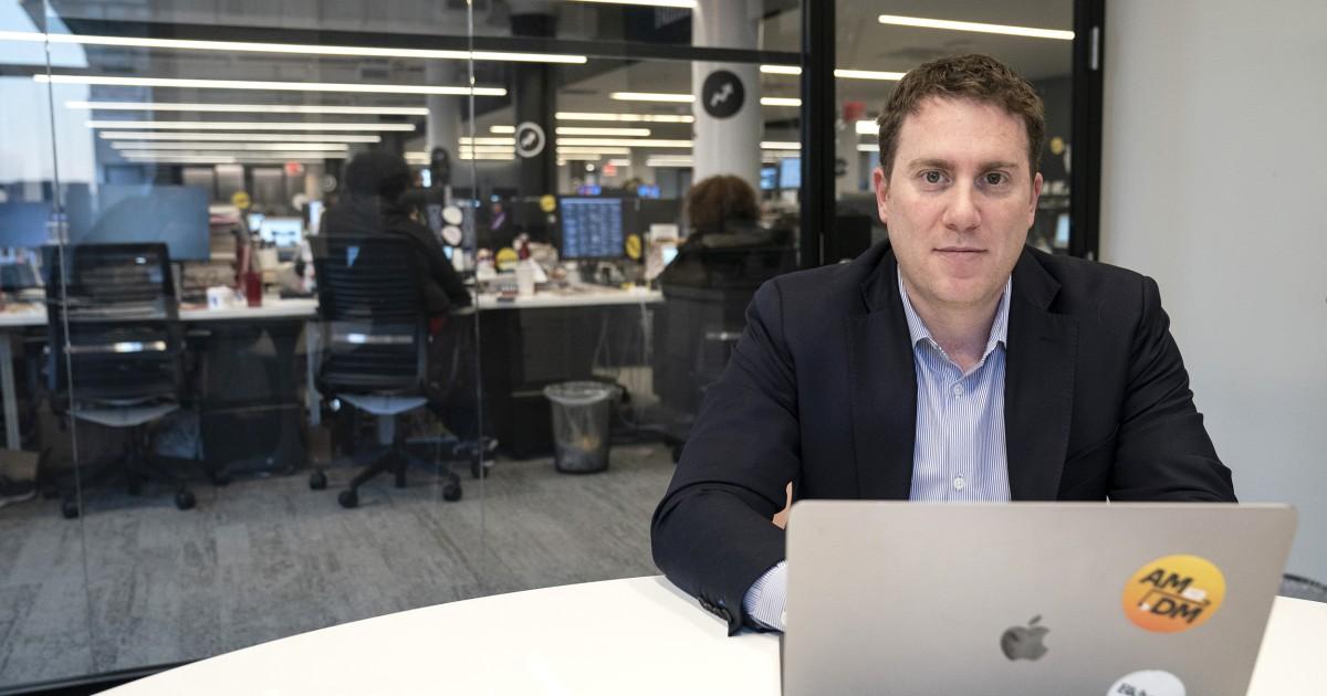 BuzzFeedがキャパシティーを持っていなくベン-スミスへの参加ニューヨークとしてのメディアコラムニスト