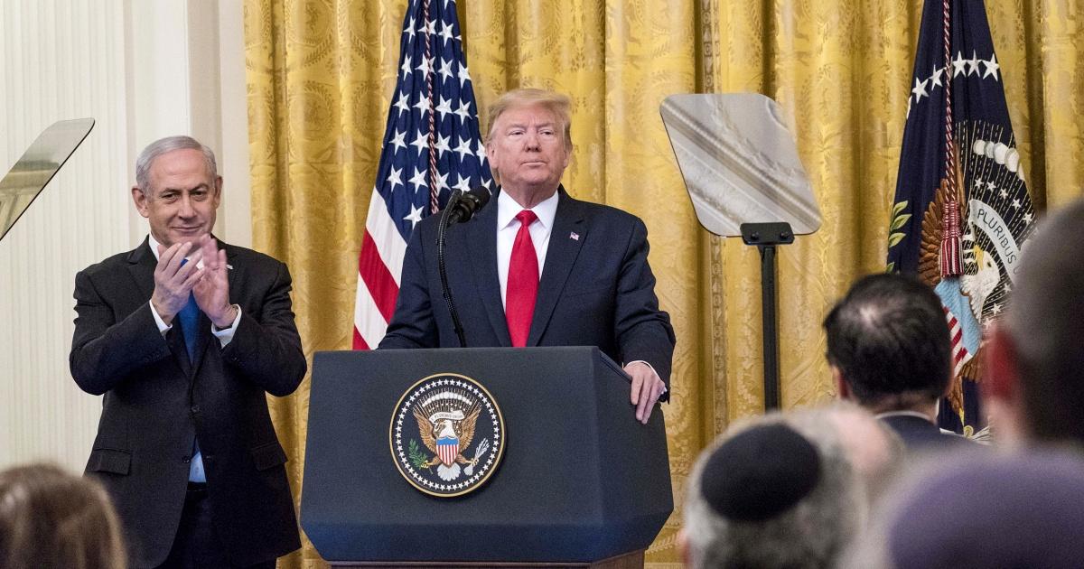 US-Friedensplan bietet Israel alles, was Sie will, das könnte das Schlimmste für Sie