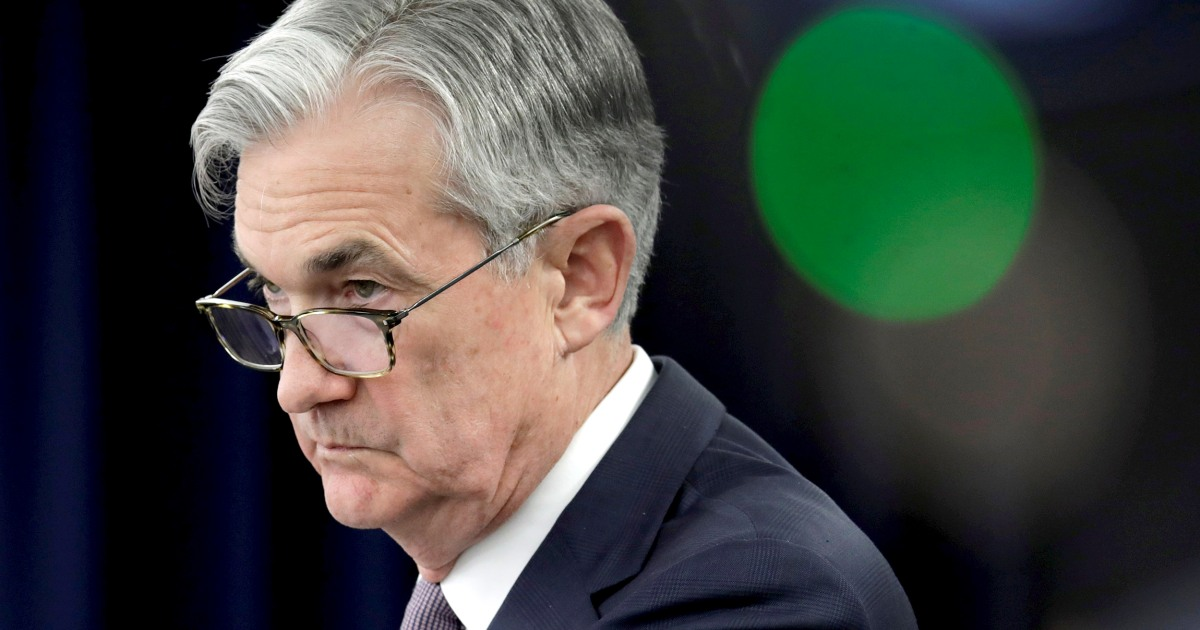 Fed Chair Powell, Treasury Secretary Mnuchin and G7 finance ministers release statement on coronavirus