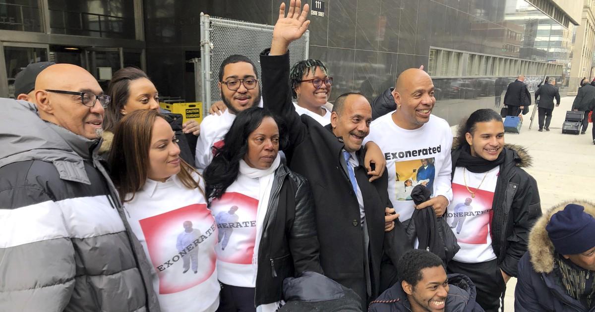 DNA befreit Mann in New York, diente 25 Jahre für Vergewaltigung, Bestand darauf, dass er unschuldig war