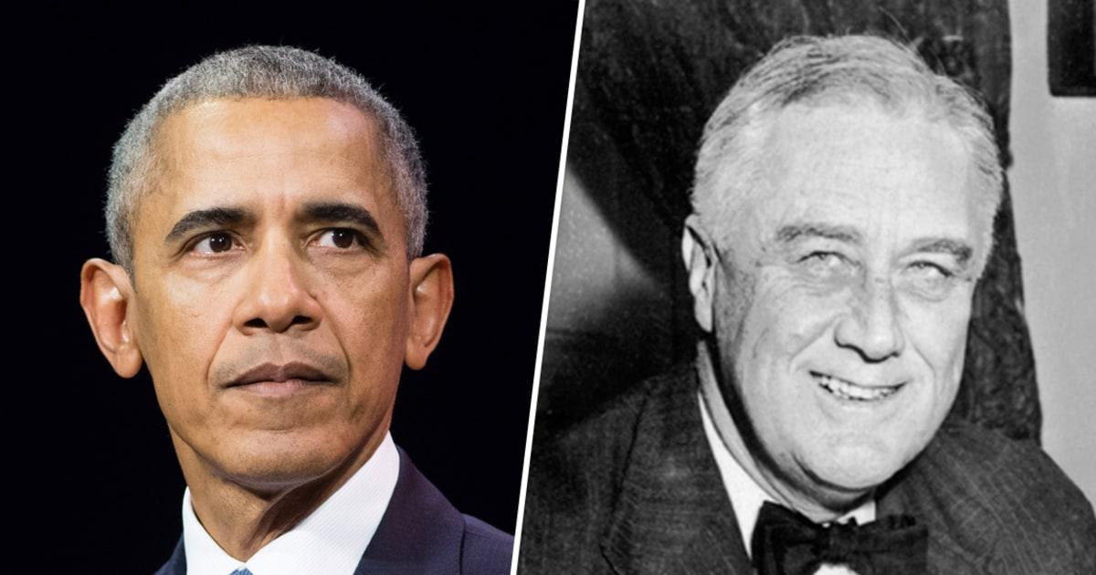 Το κόμμα του FDR ή Ομπάμα: Πώς το 2020 κύρια θα καθορίσει Δημοκρατών