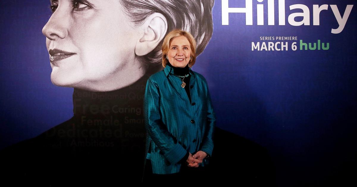 Hillary Clinton ist nicht ausgeführt, aber Sie ist noch nicht Weg (auch wenn einige könnten wie Ihr zu)