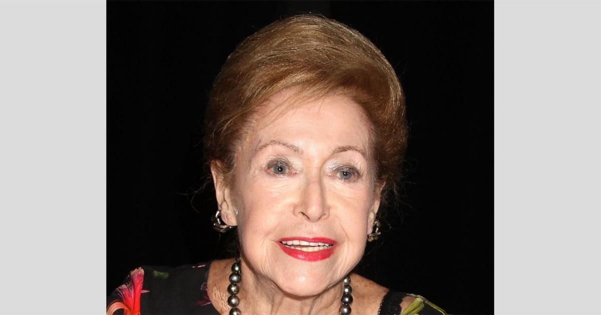 Bestseller-Autorin Mary Higgins Clark stirbt bei 92