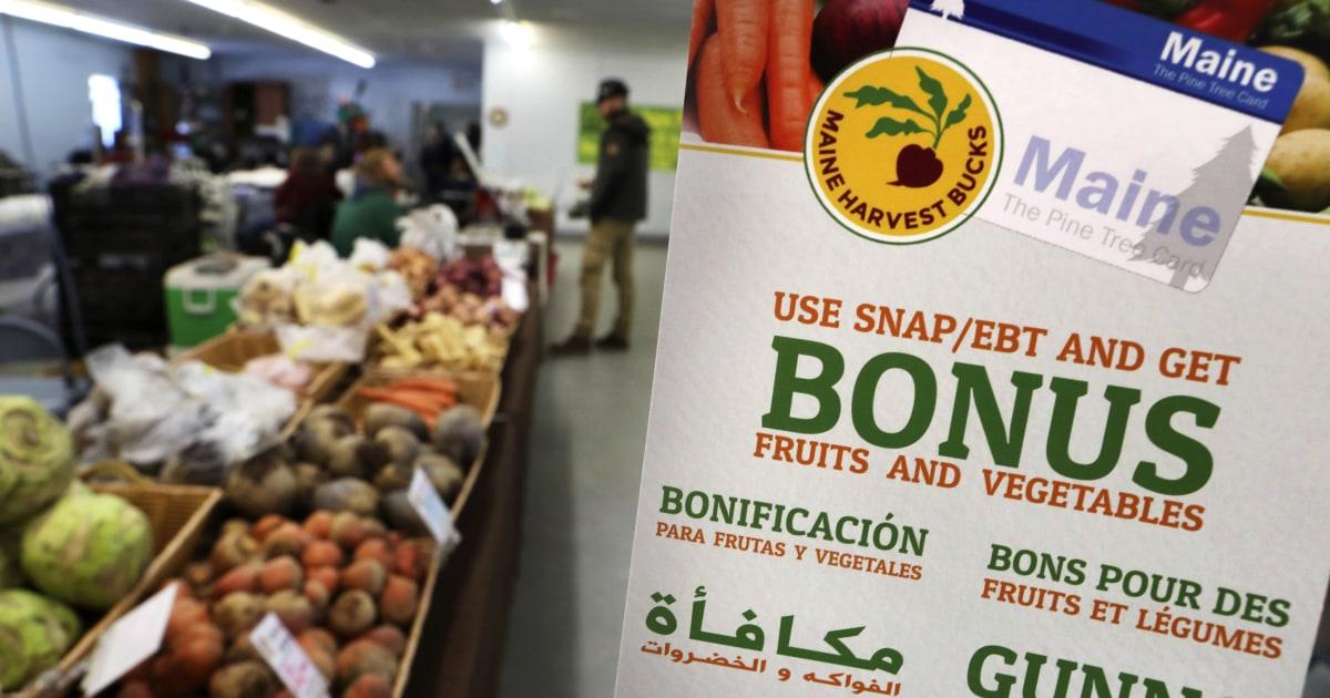 Trump admin's upcoming food stamp change will hurt kids, educators testify