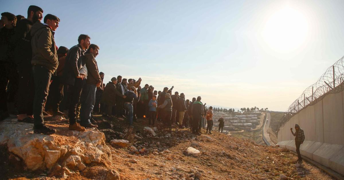 4トルコ軍13シリア兵北シリア