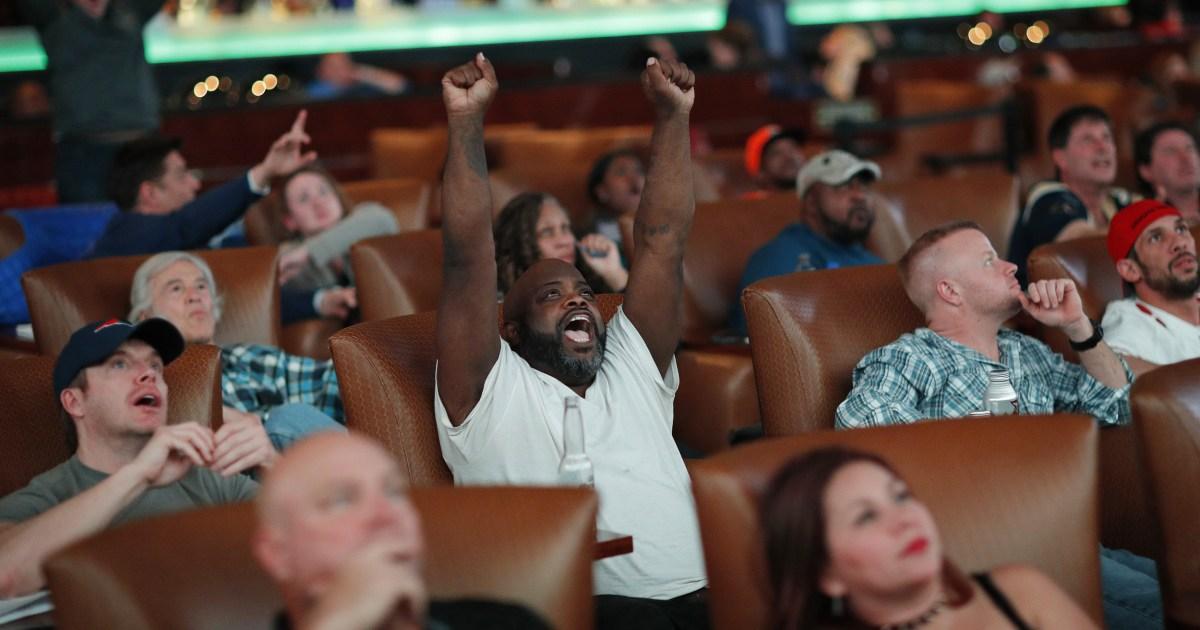 Nevada taruhan skor super profit terima kasih untuk Kansas City Chiefs kemenangan