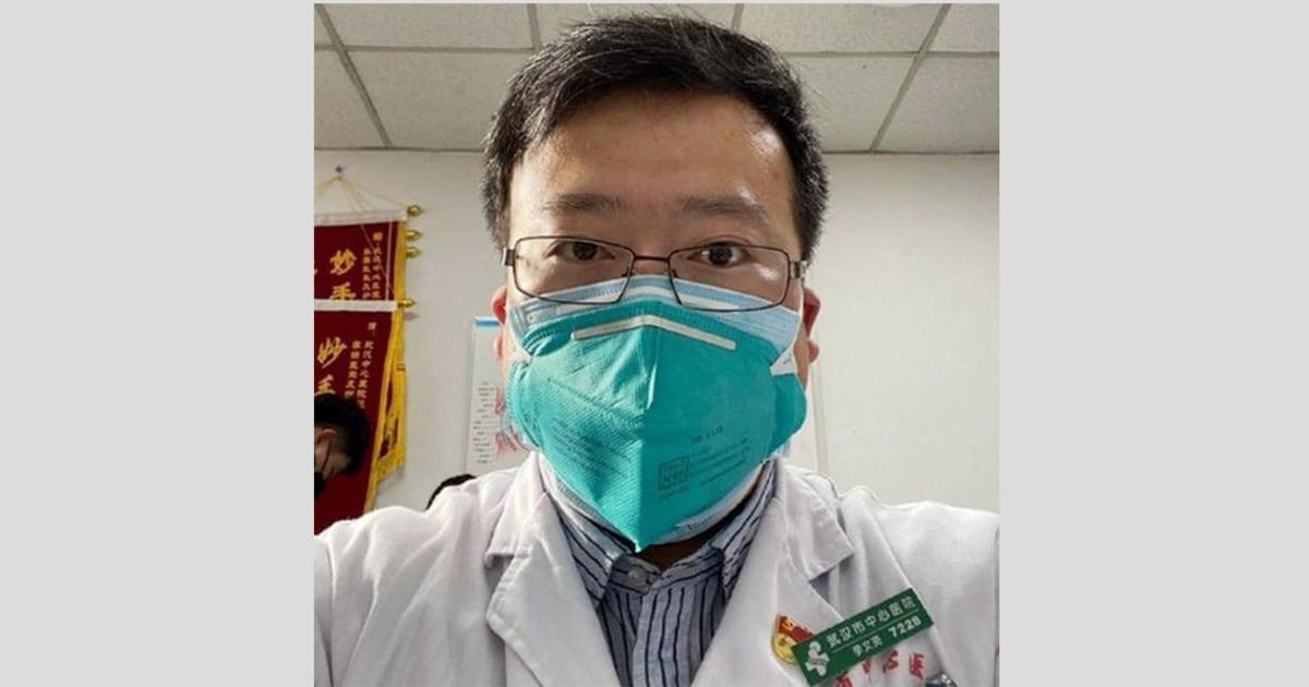 中国の医師のアラームを上げ過coronavirus金型から疾患