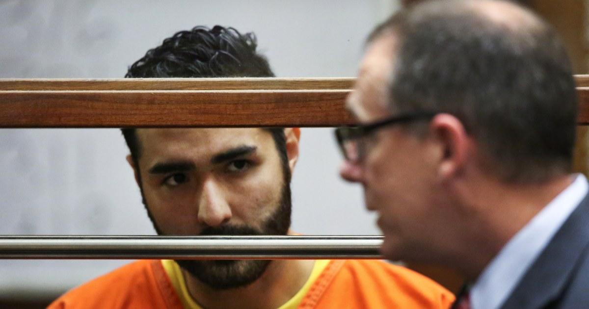 Πρώην αστυνομικός καταδικάστηκε για τον φόνο άνδρα έξω από την Καλιφόρνια, μπαρ