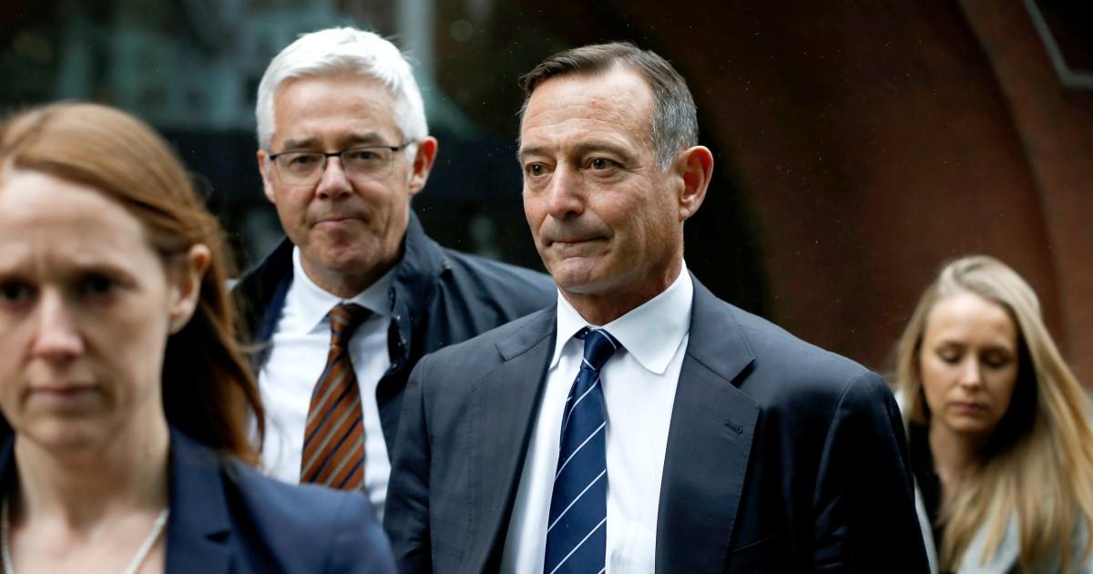 Ehemaliger CEO bekommt längste Satz noch in college-Zulassung Skandal