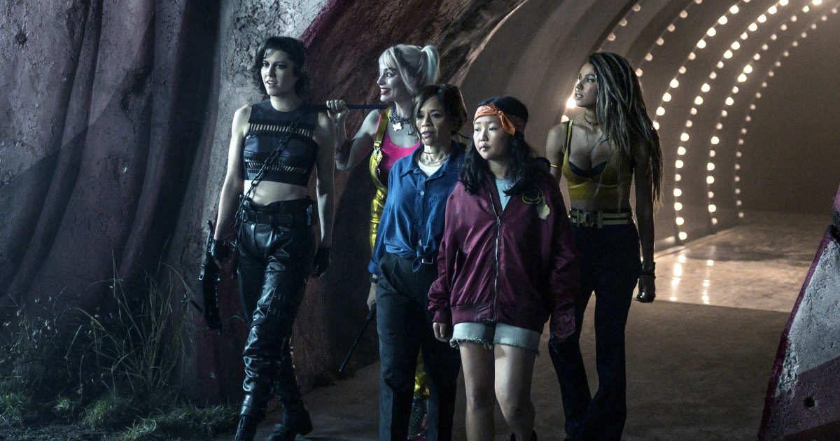 Birds Of Prey Gives Harley Quinn The Attention She Deserves If Not A Coherent Plot