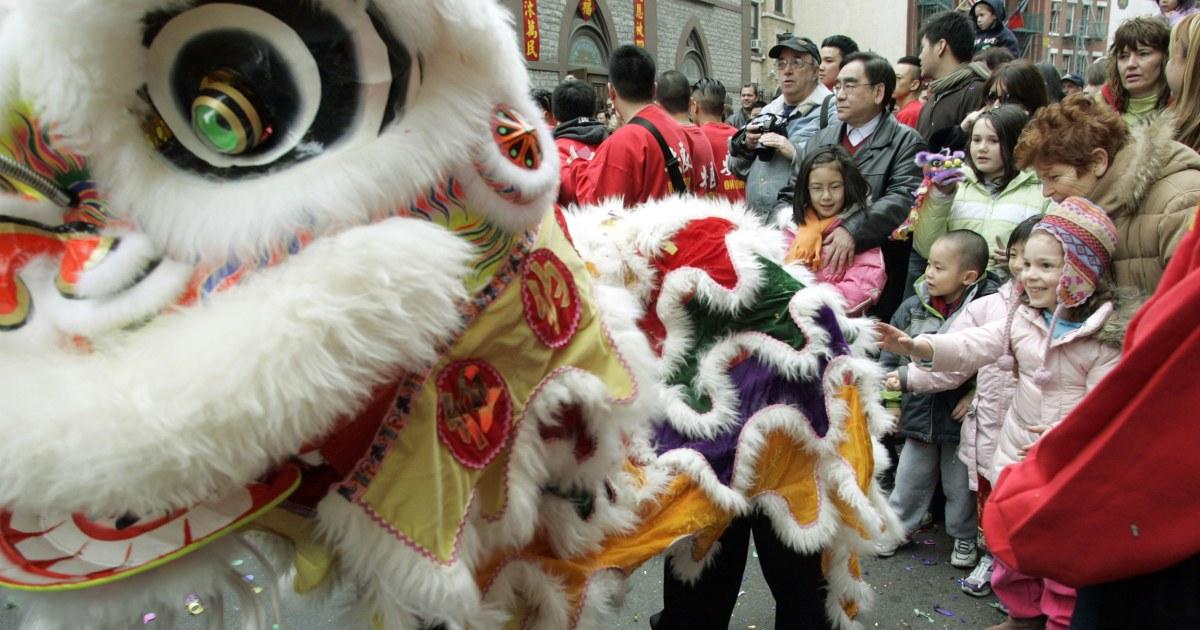 Γιατί το Κινεζικό Νέο Έτος είναι ένα καλύτερο μοντέλο για το πώς να ξεκινήσετε το έτος από Jan. 1