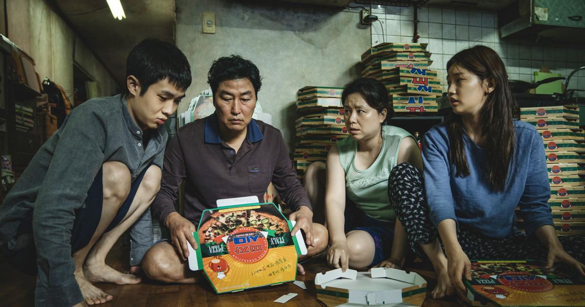 Korea Amerika berbagi bagaimana keluarga mereka terikat atas 'Parasit'