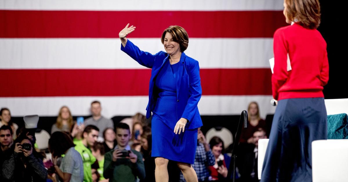 Klobuchar sieht McCain Beispiel für unabhängige boost in New Hampshire