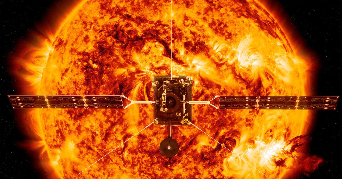 太陽光星探査機爆風に捉えず、陽極