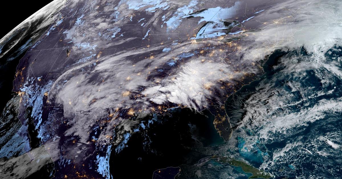 Hohe Gefahr von Sturzfluten im Süden