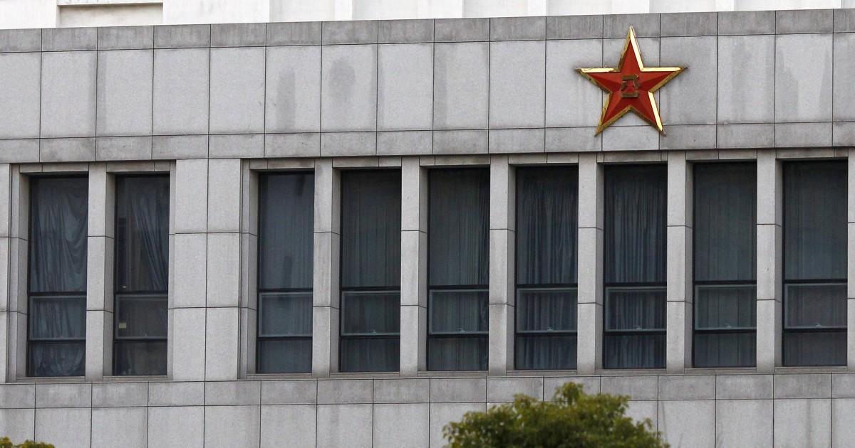China verbrachte Jahre sammeln die Amerikaner' persönliche Informationen. Die USA nannten es schlicht aus.
