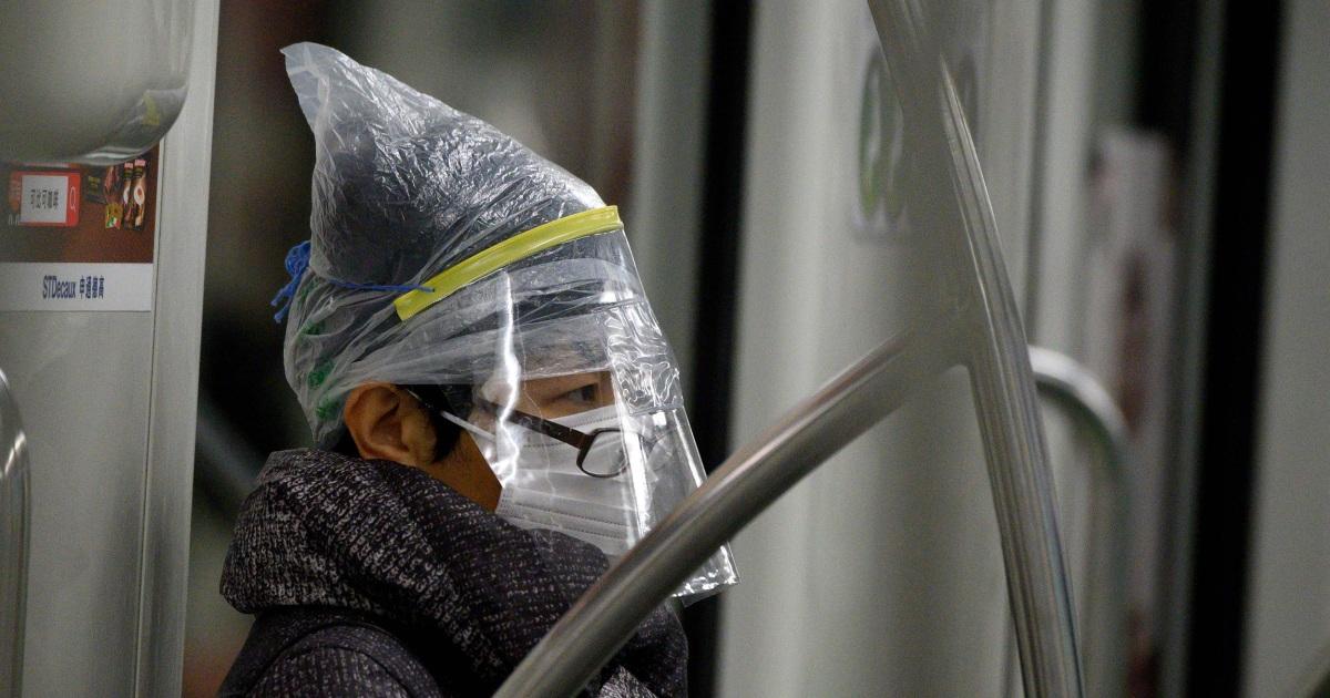 Coronavirus更新:死者を登以上1,300円、どのクルーズ船の場合の上昇