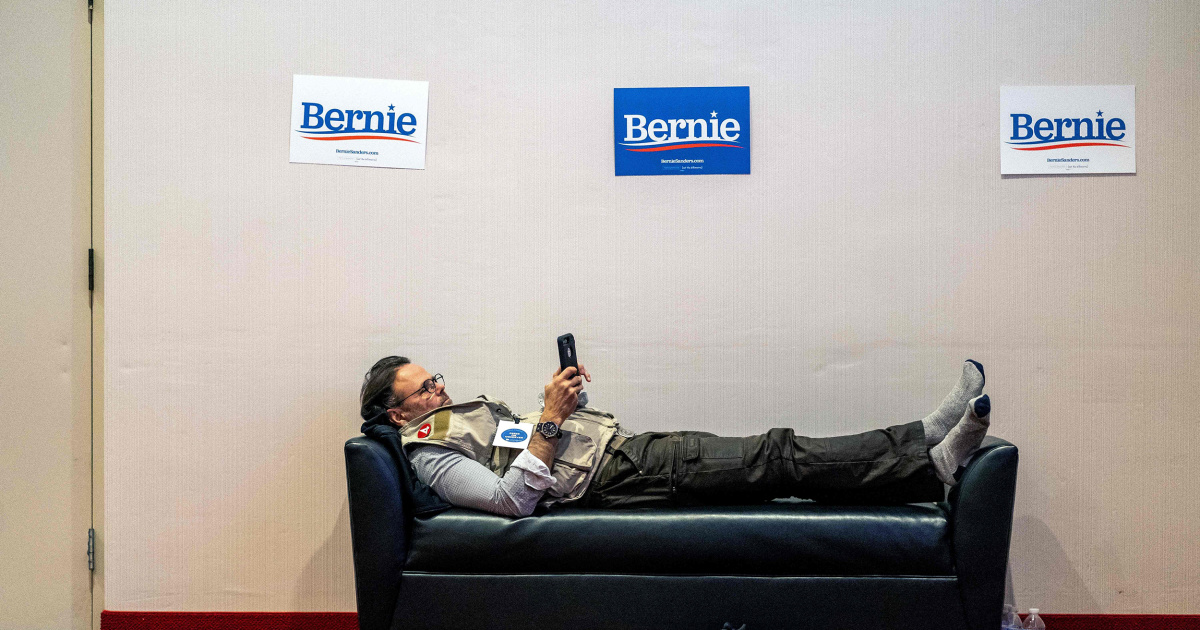 Nach der split-Ergebnisse, Demokraten Klammer für eine lange primär. Genau das, was Bloomberg will.