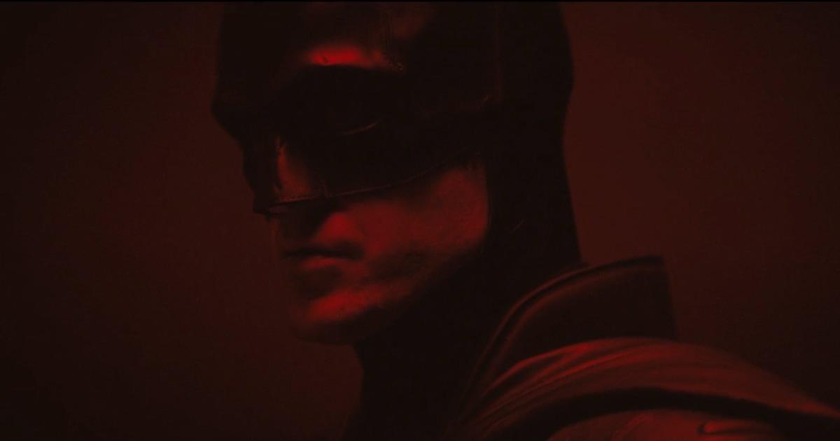 First footage of Robert Pattinson as Batman revealed